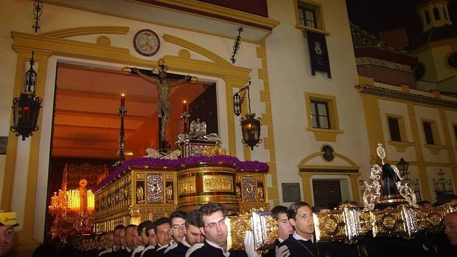 Itinerarios de las procesiones del Miércoles Santo 2017