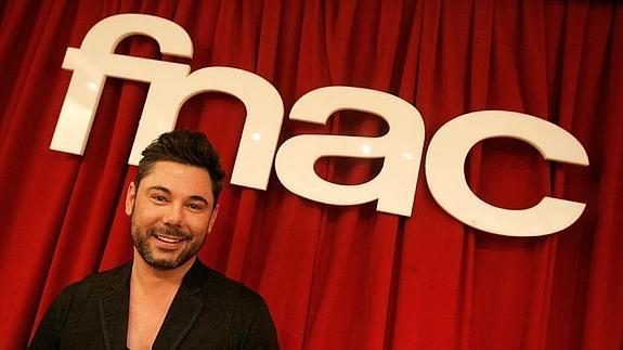 Miguel Poveda Ha Firmado Discos En La Fnac