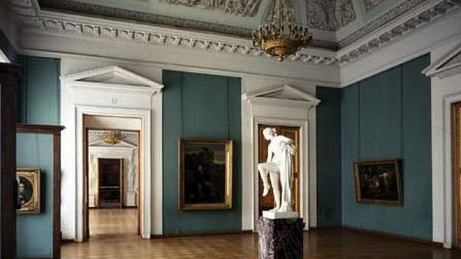 Así es el Museo de Arte Ruso de San Petersburgo