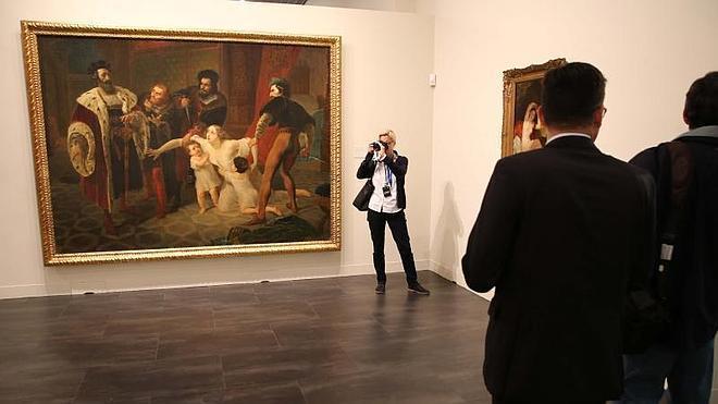 Tabacalera abre sus puertas al arte ruso