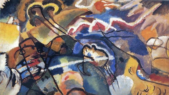 10 obras que no te puedes perder de la Colección del Museo Ruso de Málaga