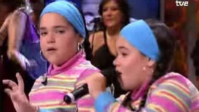 Las gemelas de Málaga, de 'Eurojunior 2005' y 'Quiero cantar' a 'La Voz'