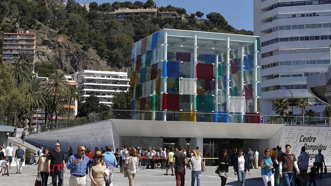 El Pompidou y el Museo Ruso abrirán todos los días de la Semana Santa
