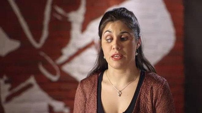 La cantante invidente Marina Rojas se une a la nómina de malagueños de 'La Voz'