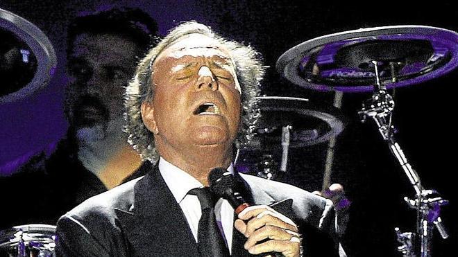 Julio Iglesias vuelve al Festival Starlite de Marbella por cuarto año consecutivo