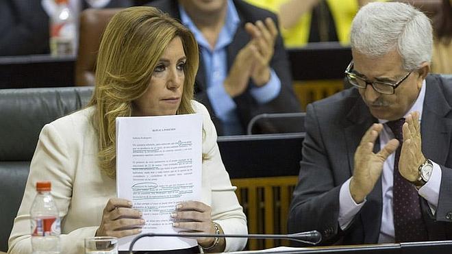La oposición en bloque avanza a Díaz que votará en contra de su investidura esta tarde