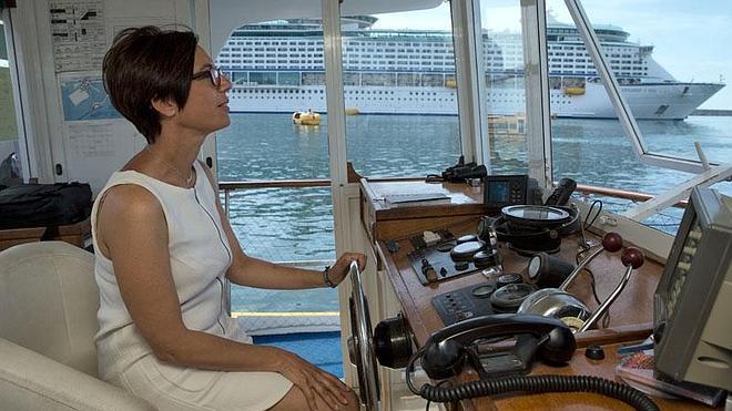Gámez quiere convertir el puerto en un PTA marino