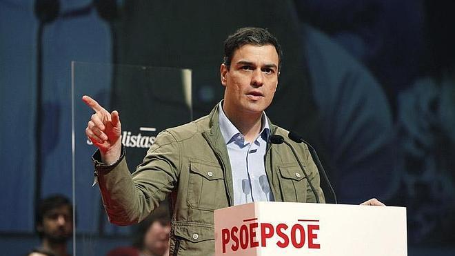 Pedro Sánchez participa este jueves en la campaña de Málaga
