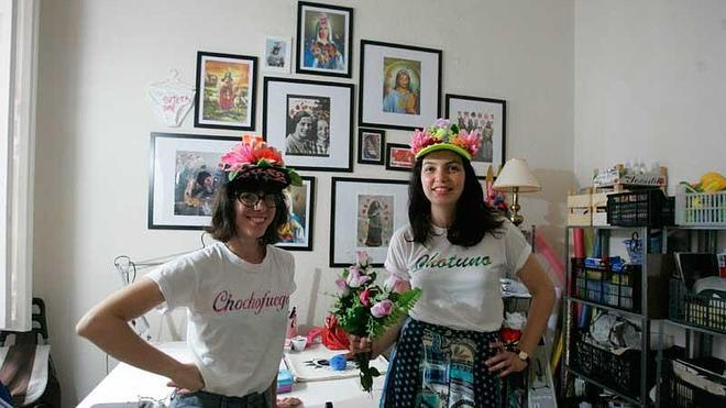 Las Buhoneras: «Los hipsters son unos rancios»