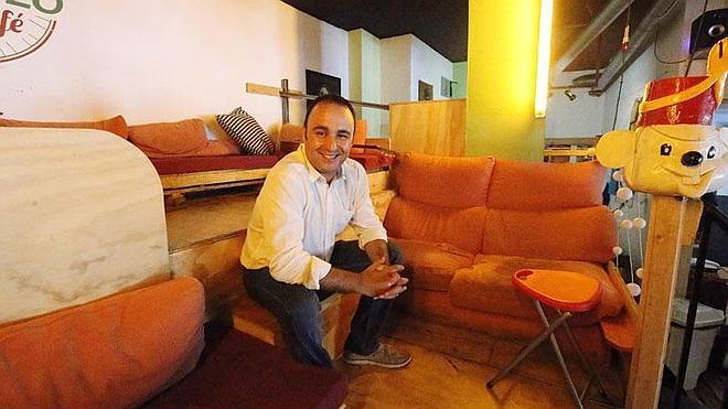 Mario Cortés: «Yo hacía botellón y luego fui el que lo quitó»