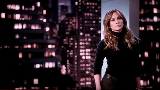 Jennifer López, policía por las calles de Nueva York