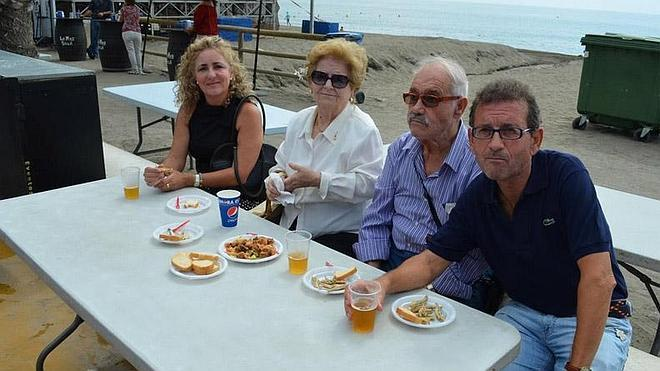 La Fiesta del Boquerón Victoriano de Rincón repartirá 950 kilos de pescado