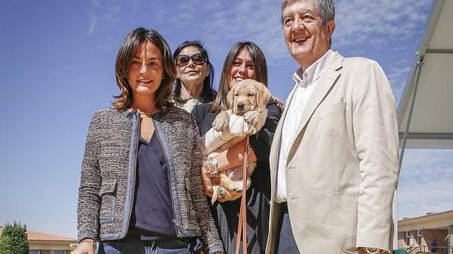 Criadores de 'perros guía'