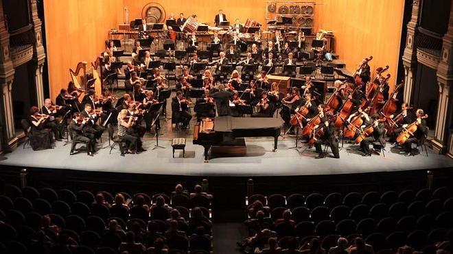 Una grabación de la Filarmónica de Málaga, candidata a los Grammy Latinos