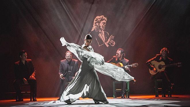 Sara Baras vuelve a Málaga con su homenaje a los maestros del cante y el baile flamenco