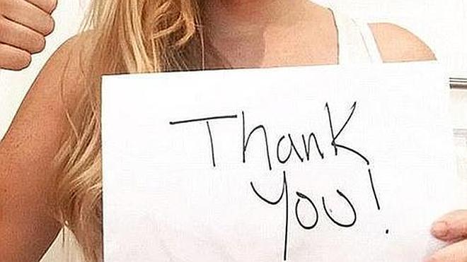 Una mujer busca a través de Facebook al hombre que la salvó de ser violada
