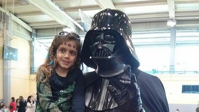 Cuando Darth Vader es tu padre