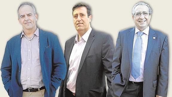 La junta electoral de la UMA proclama a los tres candidatos que optan a rector
