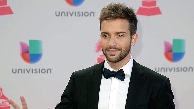 Pablo Alborán se queda sin Grammy Latino