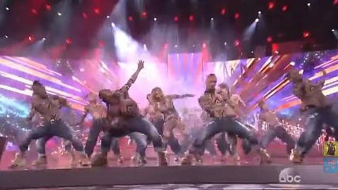 Los celos de Nicky Minaj al ver el impresionante baile de Jennifer Lopez