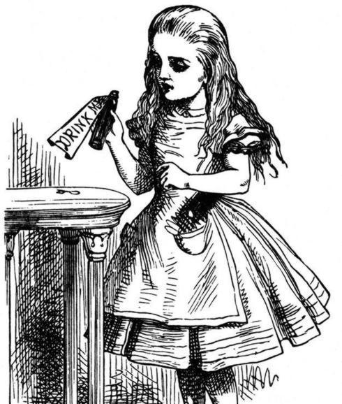 Era Lewis Carroll, autor \'Alicia en el País de la Maravillas\', un ...