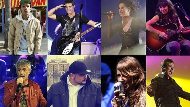 Los conciertos que vienen a Málaga en 2016