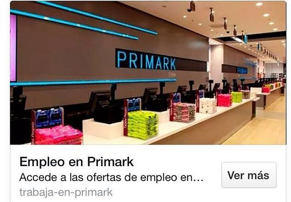 Primark Busca Personal Para Trabajar En Sus Tiendas De Málaga Y