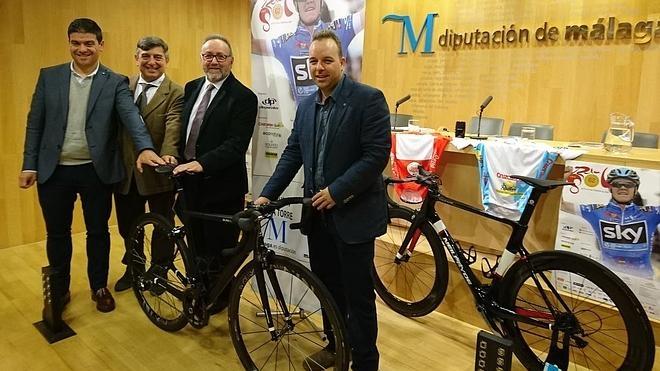 Alhaurín de la Torre y Estepona, enclaves determinantes en la Vuelta a Andalucía 2016