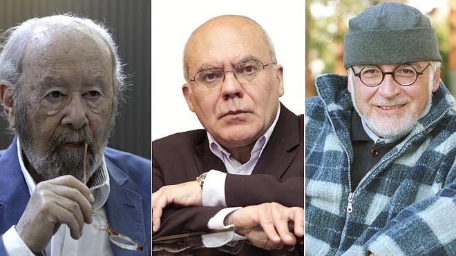 Justo Navarro y Caballero Bonald ganan el Premio Andalucía de la Crítica de novela y poesía