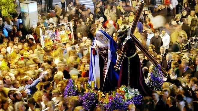 Traslados y procesiones en Málaga hasta el sábado, 19 de marzo
