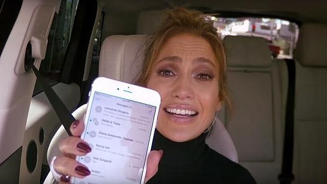 El sugerente WhatsApp de Jennifer Lopez a Leonardo diCaprio que éste respondió