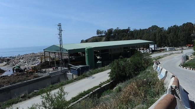 Marbella cierra su única planta de reciclaje y tendrá que acudir a otros puntos de tratamiento