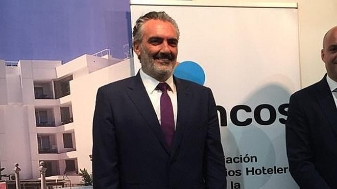 Luis Callejón Suñé, nuevo presidente de Aehcos