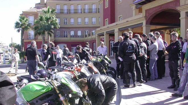 Torrox acogerá la mayor concentración motera solidaria de Andalucía