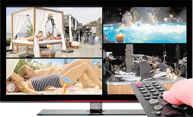 Estepona, Benahavís y Marbella acogen el rodaje del nuevo anuncio de la Once