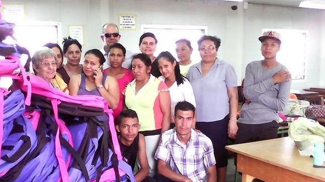 Se buscan manos para ayudar en Honduras