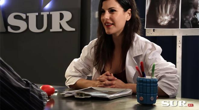 La actriz Noemí Ruiz se 'impone' al personaje Trinidad Lozano