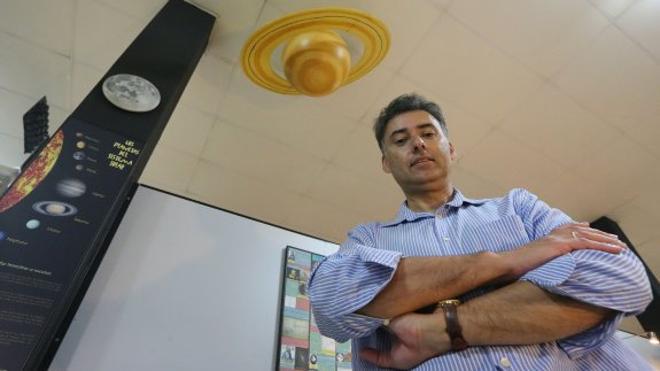 Alberto Castro: «Quería ser médico investigador y con nueve años ya abría todo bicho que entraba en la cocina»