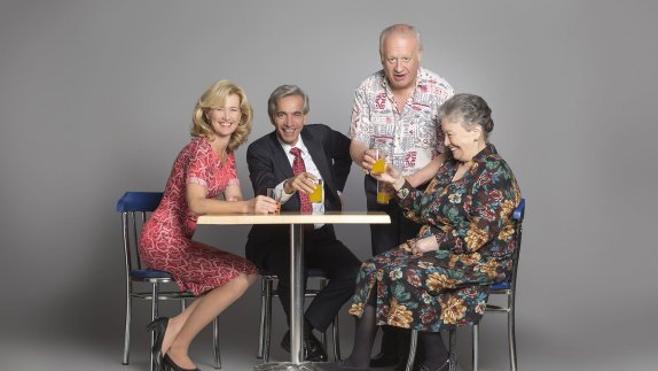 Los Alcántara se mudan a Antena 3