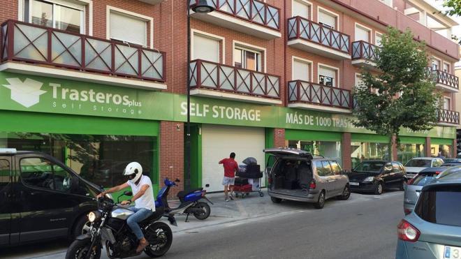Trasteros Plus, líder de Andalucía en Self Storage, aumenta en 2.000 metros cuadrados las instalaciones de su centro en Fuengirola (Camino Viejo de Coín) dedicadas al alquiler de trasteros y minialmacenes