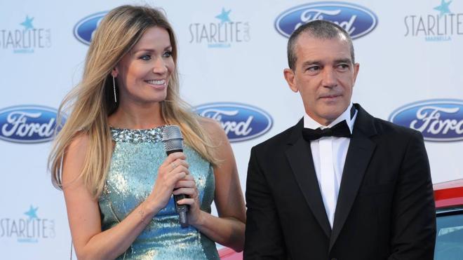 Estrellas solidarias en Starlite gala con Antonio Banderas como anfitrión