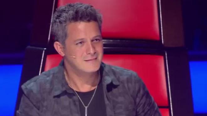 ¿Qué motivó las lágrimas de Alejandro Sanz en 'La Voz 4'?