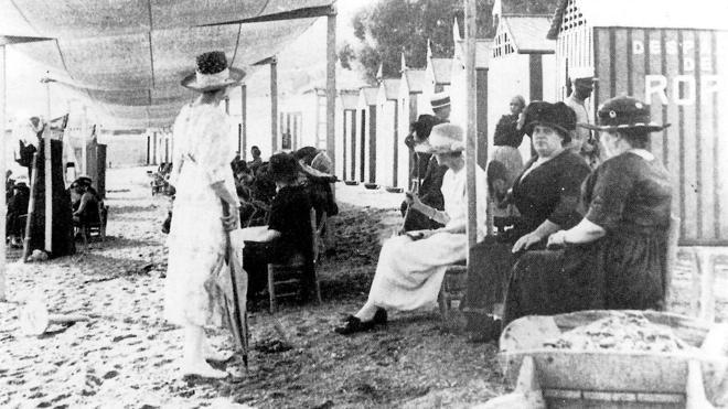 Balneario de los Baños del Carmen: Cuando la revolución llegó a la playa