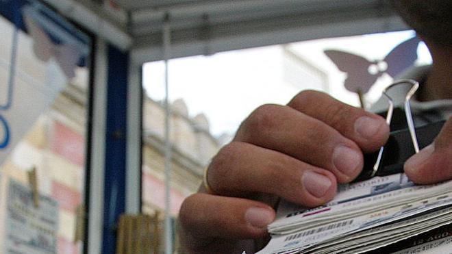 El sorteo de la ONCE reparte 175.000 euros en Málaga capital