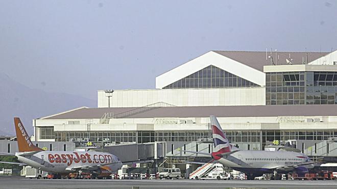 Puente aéreo de Málaga con las ciudades de Reino Unido