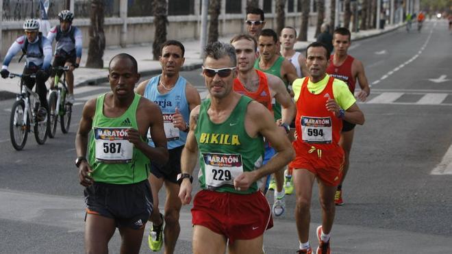 El Maratón de Málaga cede un puesto en el 'ranking' nacional de la Federación