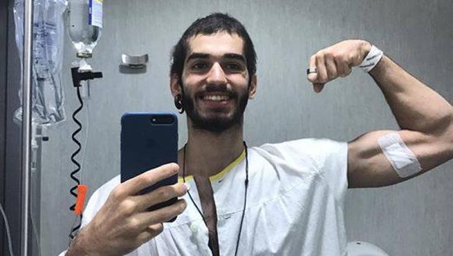 Pablo Ráez anuncia que la próxima semana podría recibir el alta tras el trasplante