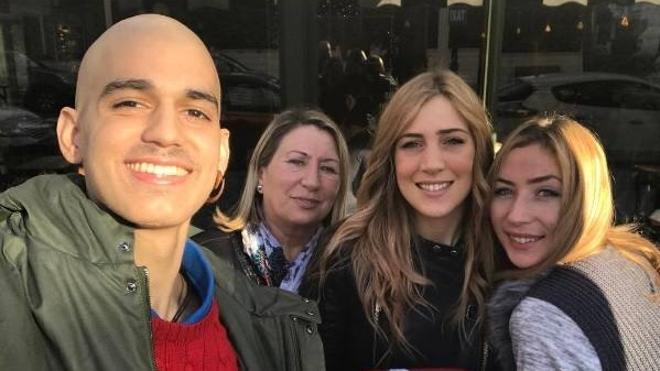 """Pablo Ráez: """"Estoy teniendo ahora un periodo duro en el que estoy teniendo un rechazo de la médula"""""""