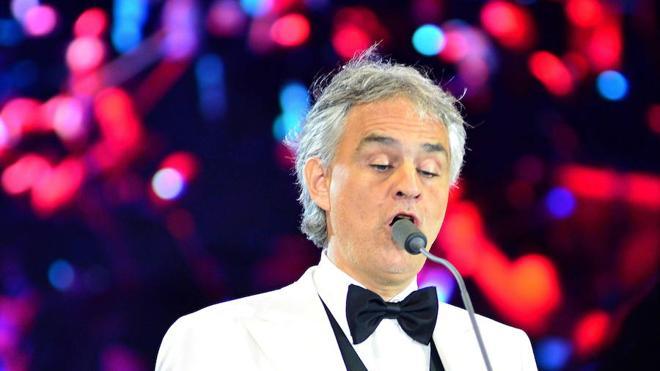 Andrea Bocelli ofrecerá en Starlite Marbella su único concierto en España