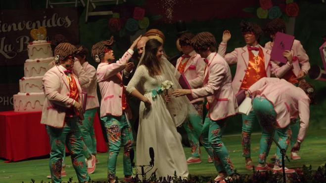 Los wedding planner y los marcianos del Merchán ganan la batalla de murgas del Alameda